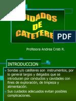 II Sem. Cuidados de Cateteres