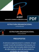 Estrutura Organizacional Acert