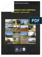 Manual Ambiental Para Construccion de Carreteras