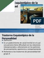 PSYC 350 Trastorno esquizotipico
