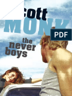 The Never Boys by Scott Monk Sample Chapter