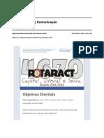 14-[ Rotaract 4670 ] Comunicação