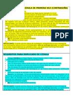 Requisitos Documentos Registraduria Actualizado