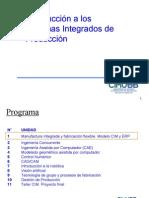 U1 Introduccion a Los Sistemas Integrados de Produccion