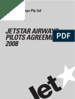 Jetstar EBA 2008