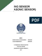 Tugas Ping Sensor