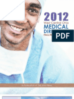 2012 West Central Ohio Medical Directory - Fall and Winter