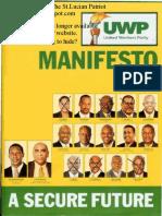 UWP Manifesto 2006