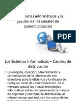Los sistemas informáticos y la gestión de los canales de distribución clase 12