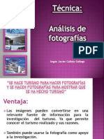 Analisis de Imagenes y Documentos