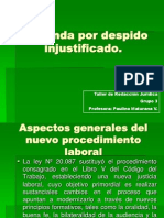 Power Dda. Laboral Grupo 3