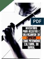 Ofício do Mestre de Capoeira