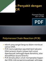 Diagnosa Penyakit Dengan Teknik PCR