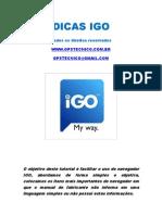 DICAS IGO 2010