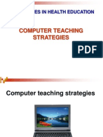 Computer Teaching Strategies-3