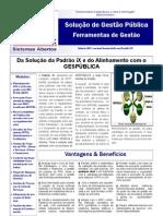 Folder Solução Gestão Pública