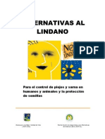 alternativas al lindano