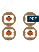 Turkey Circles