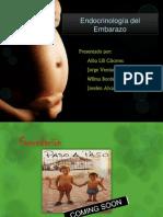 Endocrinologia Del Embarazo Verdadera