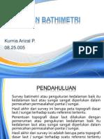 Makalah Bathimetri