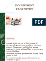 Investment Properties n Gold Paper