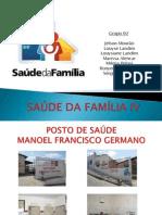 SAÚDE DA FAMÍLIA IV