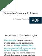 Bronquite Cr e Enfisema Aula
