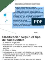 Funcionamiento y Clasificasion Del Motor 2011