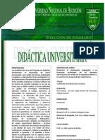 Didactica Universitaria_2011