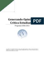 Generando Opinión y Crítica Estudiantil - Lista 2