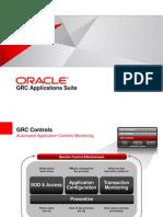 GRC Contorls Overview