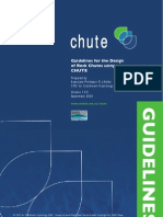 Chute Guidelines 100