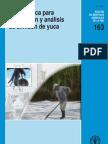 Guia Tecnica Para Produccion de Almidon de Yuca