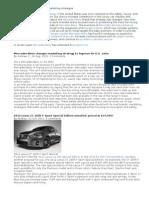Analyses of Mercedes Benz Marketing Strategies