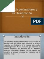 Tipos de Gene Rad Ores y Su Clasificacion