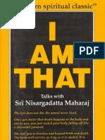 Nisargadatta Maharaj - eBook - I AM THAT Complete)