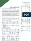 Market Outlook 9th November 2011