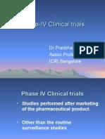 Phase - IV Dr Pratibha