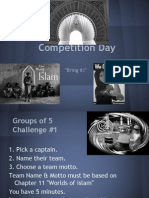 WHAP CH 11 ISLAM Competition Day