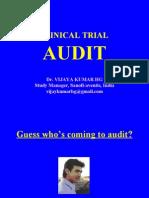 CT audits