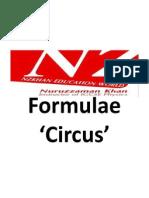 Formulae Revison Circus