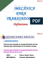 01 Definiciones de Geomecánica