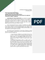 Solicitud No Ejercicio Accion Penal (Convenio Entre Particulares