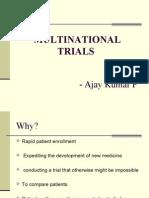 Multinational Trials