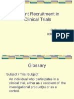 Patient Recruitment