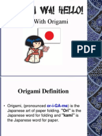Origami Project (1)