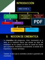 Cinematic A de Una Particula