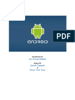 Android Documentation