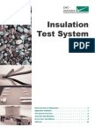 Insulation Test System