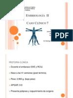 Caso clinico 7 (P)